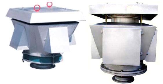 Клапан дыхательный совмещенный КДС-1500