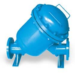 Фильтры жидкости ФЖУ 80-1,6; ФЖУ 80-6,4; ФЖУ 100-1,6; ФЖУ 150-1,6; ФЖУ 150-6,4 (сварной)