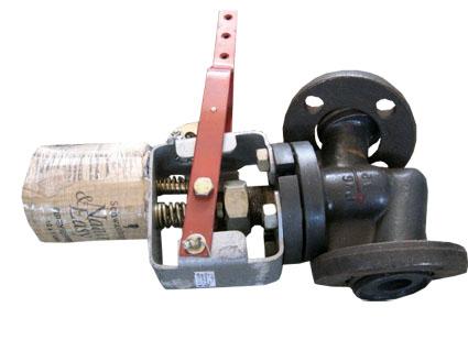 Клапан соленоидный ЗСК-25